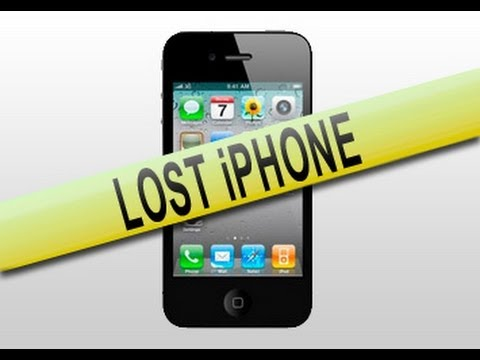 How to Track a Lost iPhone