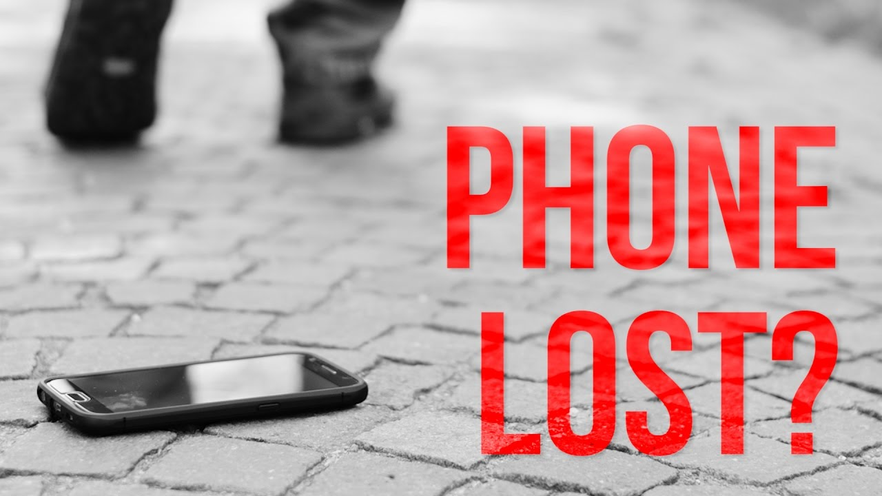 How to find my lost phone with google account
