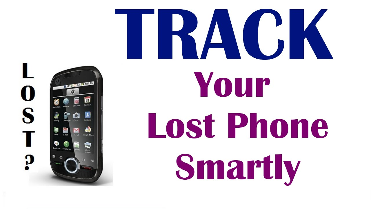 track my lost phone with google account